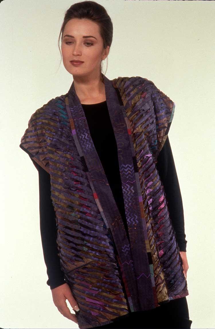 Katherine Sylvan - Archives 1990 - 2011 Transition to Surface Design