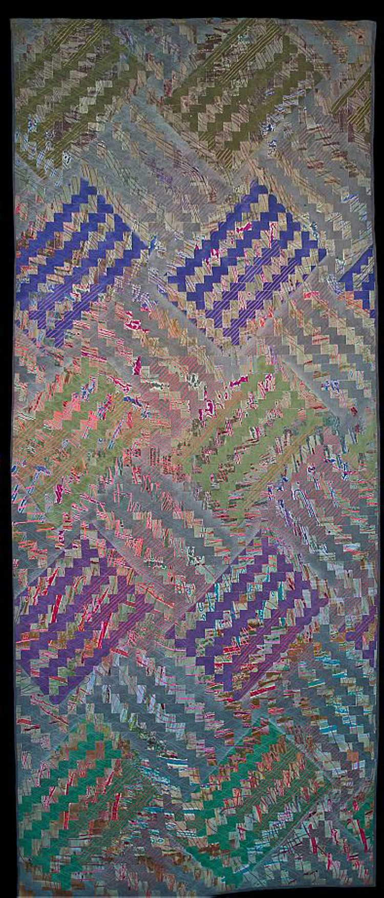 Katherine Sylvan - Quilts and Interlacements