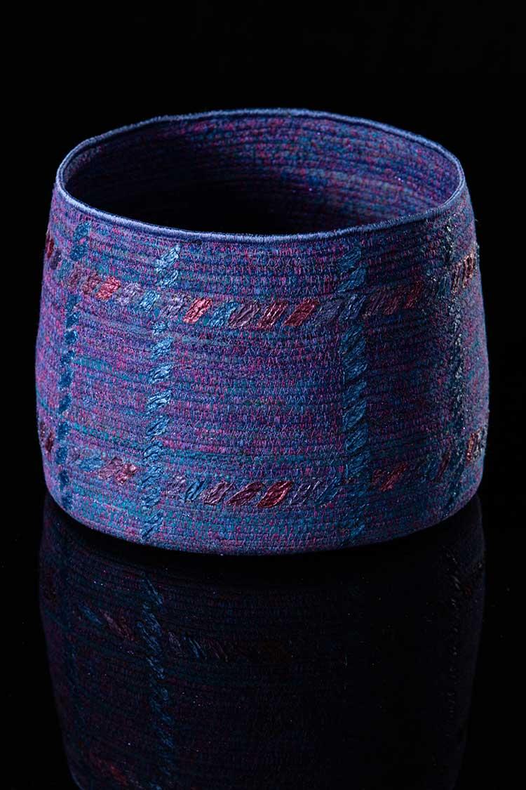 Silk Sculpture-#13