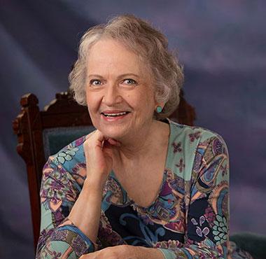 Katherine Sylvan Bio Portrait